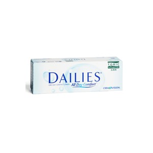 Dailies Toric All Day Comfort 30